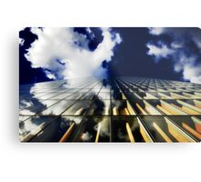 Bibliothèque Nationale de France Metal Print