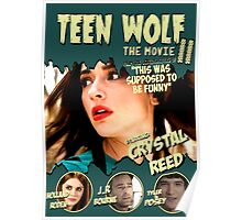 Teen Wolf - The Movie II Poster