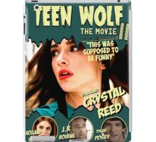 Teen Wolf - The Movie II iPad Case/Skin
