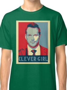 Clever girl Classic T-Shirt