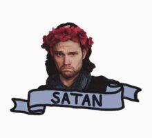 Sadface Satan by Rachael Michelle