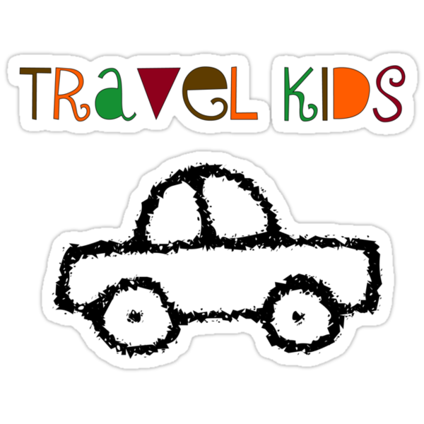 Travel Kids by Zehda