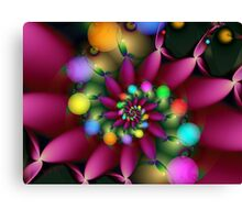 Day Flower Canvas Print