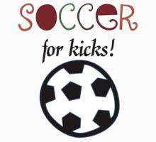 Soccer for Kicks by Zehda