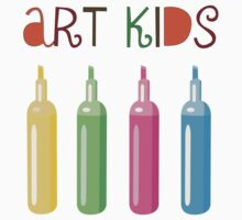 Art Kids by Zehda