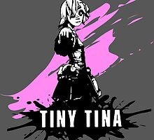 Tiny Tina (Colored BG) by WondraBox