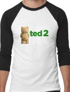 Ted 2 Merch Men's Baseball ¾ T-Shirt