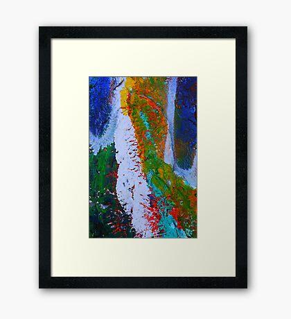 Cadillac Abstract Framed Print