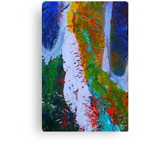 Cadillac Abstract Canvas Print