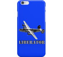 Army Aircorp B-24 Liberator iPhone Case/Skin