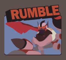 Rumble - League of Legends by Brooky2660