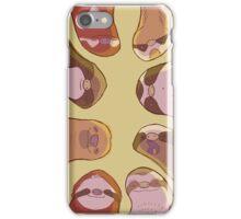 Sloth Friends iPhone Case/Skin