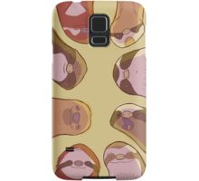 Sloth Friends Samsung Galaxy Case/Skin