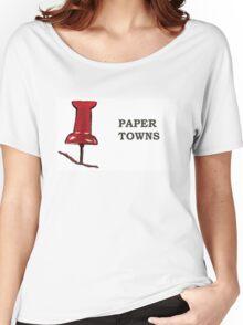 Paper Towns Merch Women's Relaxed Fit T-Shirt
