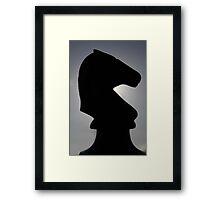 Dark Knight II Framed Print