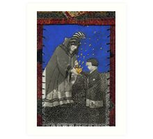 Kublai Khan and his Nurse Art Print