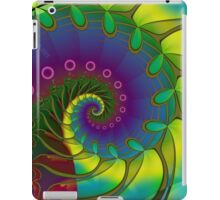 Hippie Stained Glass iPad Case/Skin