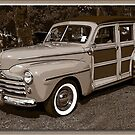 Classic Woodie by Chet  King