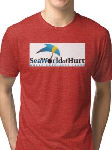 SeaWorld of Hurt Tri-blend T-Shirt