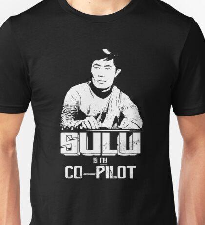 Sulu is My Co-Pilot Unisex T-Shirt