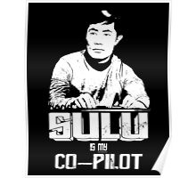 Sulu is My Co-Pilot Poster