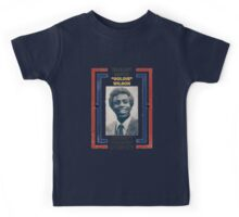 Re-elect Mayor Goldie Wilson Kids Tee