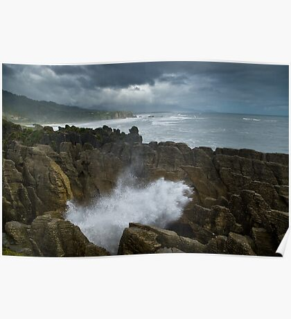 Blowhole Poster