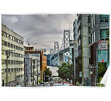 Harrison Street SF Poster