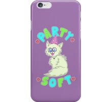 Party Soft iPhone Case/Skin