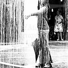 Girl in Fountain, MLC Centre, Sydney 1975 by David Mapletoft