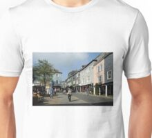 Market Day at Totnes Unisex T-Shirt