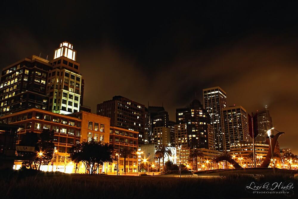 Inside San Francisco by Leasha Hooker