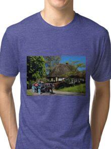 The Good Old Days Tri-blend T-Shirt