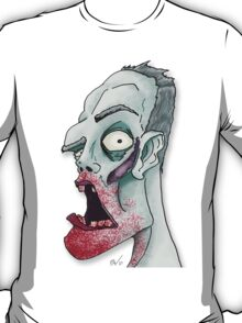 Drawing Undead Attention T-Shirt