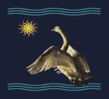 Swan Lake Kids Tee