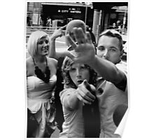 Perils of Street Photography Poster