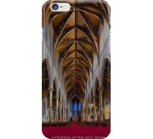 CATHEDRAL OF THE HOLY CROSS iPhone Case/Skin