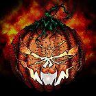Jack O Lantern by Terry  Waldher