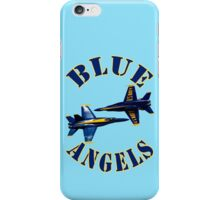 Blue Angels iPhone Case/Skin
