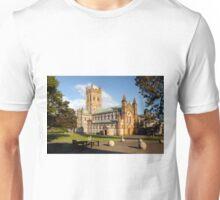 Buckfast Abbey, Devon. Unisex T-Shirt