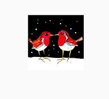 Kissing Robins Unisex T-Shirt