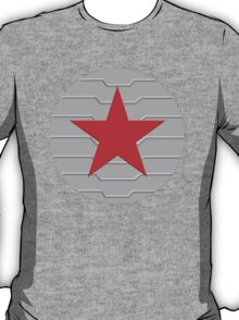 Winter Soldier - Shield T-Shirt