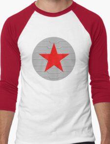 Winter Soldier - Shield Men's Baseball ¾ T-Shirt