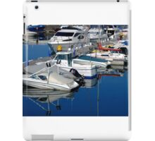 Marina Reflections iPad Case/Skin
