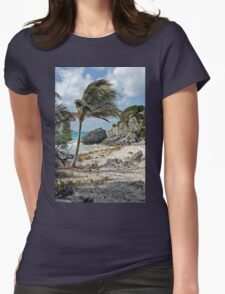 TULUM - MEXICO Womens Fitted T-Shirt