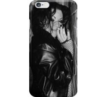 Up Against The Wall iPhone Case/Skin