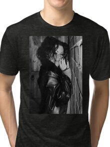 Up Against The Wall Tri-blend T-Shirt