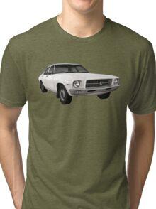 Holden HQ Kingswood Car T-Shirt Tri-blend T-Shirt