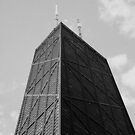 John Hancock Center, Chicago, SOM by Crystal Clyburn