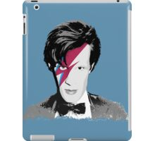 Doctor Who / Ziggy Stardust iPad Case/Skin